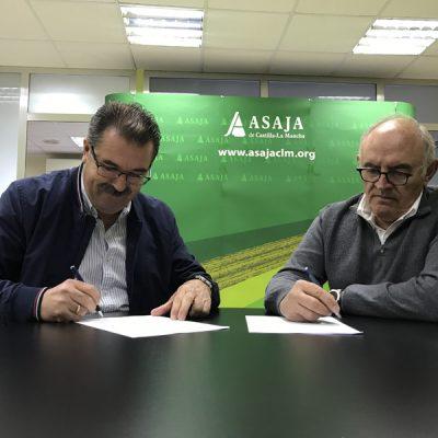 ASAJA firma un convenio con Ozono Solutions para dar a conocer los beneficios del ozono en la agricultura