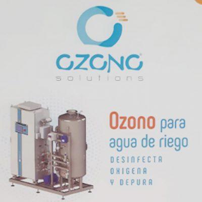 Ozono Solutions Aplicaciones mostrará utilidad del ozono en tratamientos en viña